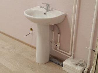 Подкачивающий насос для водопровода