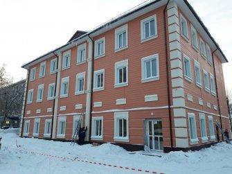 Офисное здание в Череповце