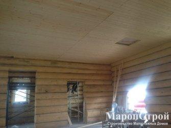 Подшивка потолка вагонкой фото 3